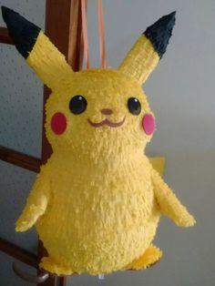 piñata personalizadas! piñata pikachu envíos a todo el país!