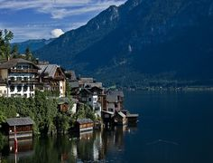 Hallstatt, Upper Austria - I'm not sure if I'd ever leave...