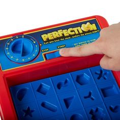 Get ready to beat the clock when you play this Perfection Game by Hasbro. Family Boards, Family Board Games, Board Games For Kids, Diy Games, Games To Play, Board Game Online, Game Presents, Space Games, Typing Games