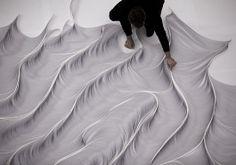 paniele papuli (paper artist)