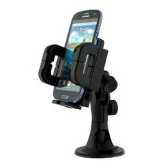Amazon.com: iKross 3in1 Car Vehicle Windshield / Dashboard / Air Vent Mount Holder for Samsung Galaxy Note N7000, Galaxy Note 2 N7100,, Galaxy S3/S III, Galaxy S2/S II, Galaxy Stellar, Galaxy Victory 4G LTe and Other Android Smartphone, Window Cell Phone: Cell Phones & Accessories