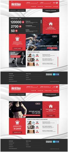 67275e9d32552 Web Design Homepage Design, News Web Design, Web Design Trends, Web Layout,