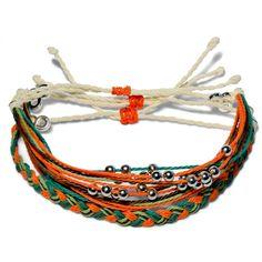 Rettet die Orang-Utans Set - Weltfreund Armbänder