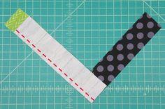 French Braid Mug Mat — Crafty Staci Table Topper Patterns, Mug Rug Patterns, Quilt Block Patterns, Sewing Tutorials, Quilting Tutorials, Quilting Designs, Braid Quilt, Quilt Blocks Easy, Mug Rug Tutorial
