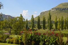 Clarens, Vrystaat, Suid Afrika