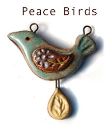 Ceramic pendant with multiple levels to it. Incorporating carving negative space and adding to create different levels. Clay Birds, Ceramic Birds, Ceramic Animals, Porcelain Clay, Ceramic Clay, Ceramic Pottery, Ceramic Pendant, Ceramic Jewelry, Polymer Clay Art