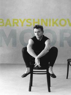 Baryshnikov...... Photo Annie Leibovitz