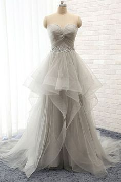 Cheap Wedding Dresses #CheapWeddingDresses, Wedding Dresses 2018 #WeddingDresses2018, White Wedding Dresses #WhiteWeddingDresses