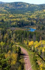 Gunflint Trail National Scenic Byway (Minnesota), one of the 150 nationally designated routes in the America's Byways collection