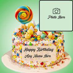 Happy Birthday Sister Cake, Latest Birthday Cake, Heart Birthday Cake, Friends Birthday Cake, Unique Birthday Cakes, Happy Birthday Wishes Images, Happy Birthday Cupcakes, Write Name On Cake, Birthday Cake Write Name