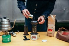 Brew the best cup of coffee with a AeroPress and Stumptown Coffee - Step by step instructions for this brew method. Best Kona Coffee, Online Coffee Store, Best Coffee Roasters, Coffee Brewing Methods, Aeropress Coffee, Coffee Games, Coffee Blog, Fresh Coffee, Coffee Cups