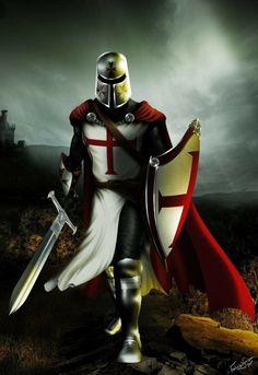 Leg Tattoos, Arm Tattoo, Tatoos, Marshmello Wallpapers, Crusader Knight, Medieval Weapons, Armor Of God, Knights Templar, Nose Art
