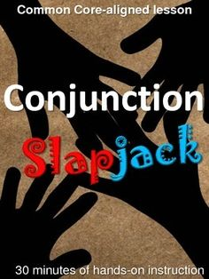 Your students will love this Conjunction Slapjack game!  This activity reinforces students understanding of the differences among coordinating conjunctions, subordinating conjunctions, and conjunctive adverbs.  If you are teaching students about sentence structure, then this is a must-have activity!This lesson is a part of my Sentence Grammar Games Bundle, a complete set designed to teach conjunctions, phrases, clauses, sentence types, and sentence combining strategies...