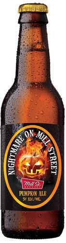 Nightmare of Mill Street - best pumpkin ale ever!