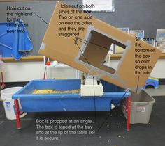 sand and water tables pegboard platform m e s s y p l a y pinterest water tables water and sensory table