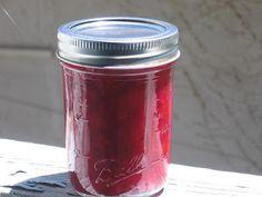 Canning Beet Relish with Horseradish ~ Canning Homemade!