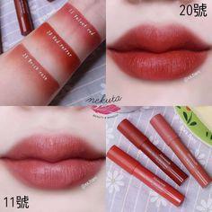 What Are The Best Lipstick Colors for Dark Skin? Makeup Swatches, Makeup Dupes, Makeup Cosmetics, Kiss Makeup, Cute Makeup, Beauty Makeup, Makeup Trends, Makeup Inspo, Makeup Inspiration