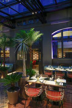 Luminaires .PSLAB pour un restaurant à Beyrouth au Liban ...