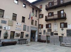 Piazza delle Guide Alpine  #valtournenche #aostavalley