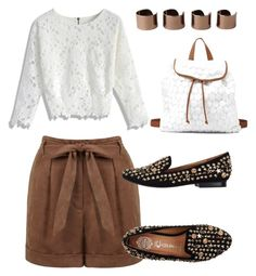 """School #4"" by midori394 on Polyvore"
