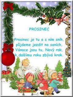 prosinec Christmas Ornaments, Holiday Decor, Xmas, Christmas Jewelry, Christmas Decorations, Christmas Decor