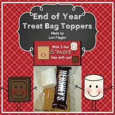 End of Year gift- Wish I had S'more Time With You!