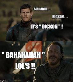 Bronn :-) Game of Thrones.