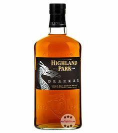 Highland Park Drakkar Single Malt Scotch Whisky / 40 % Vol. / 1 Liter-Flasche
