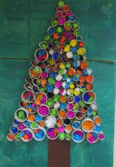 Pre Kindergarten, Xmas, Christmas, Wind Chimes, Preschool, Outdoor Decor, Crafts, Classroom, Early Education