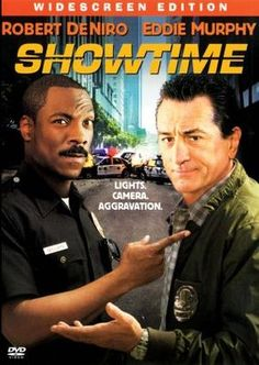 Showtime (2002) movie #poster, #tshirt, #mousepad, #movieposters2