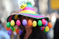 Highlights from New York's Easter Bonnet Parade