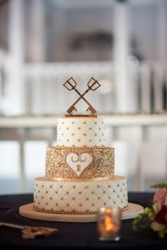 One Wedding, One Destiny A Kingdom Hearts Themed Wedding Part 6: The Cake After two years of planning it finally happened! There's so much to share so be sure to be follow along. Here are the rest of the parts: Part 1: The Couple Part 2: The Wedding...