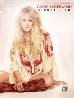 Carrie Underwood Storyteller: Piano / Vocal / Guitar