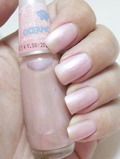 Dicas e opções de unhas com esmaltes rosa | Make & Moda