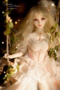 Elizabeth by Angell-studio.deviantart.com on @DeviantArt