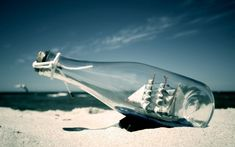 #shipinabottle #pretty #cute #boat #bottle #ship #wallpapers #phone #steal