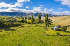 Originally built in 1865 by John & Agnes Crossan who came out of Scotland, the property was left disused until 2015 when the cottage was purchased with plans to. Property Listing, Property For Sale, Central Otago, New Zealand Houses, Country Roads, Cottage, Outdoor, Outdoors, Cottages