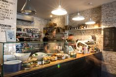 coffee lounge counter - Google Search