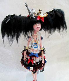 People Creating Magic: Alexandra Soury http://blackreddots.blogspot.gr/2013/05/people-creating-magic-alexandra-soury.html