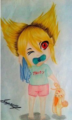 Baby Aki (Arlequin)