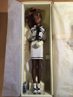 Barbie Fashion Model Collection: Toujours Couture (Silkstone) - BNIB NRFB