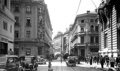 Capital Of Romania, Little Paris, Old City, Timeline Photos, World War Two, Street View, Pictures, Memories, Comic