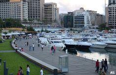 Downtown Zaitunay Bay Beirut