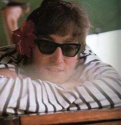 John in Tahiti May 1964