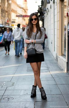 How to Style with Ankle Boots  (3)