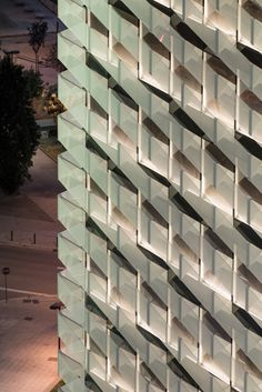 Puig Tower / Rafael Moneo + Antonio Puig, Josep Riu GCA Architects + Lucho Marcial