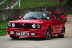 Alfa Romeo Gtv6, Alfa Romeo Cars, Alfasud Sprint, Pretty Cars, Hot Rides, Automotive Design, Cars And Motorcycles, Cool Cars, Vintage Designs