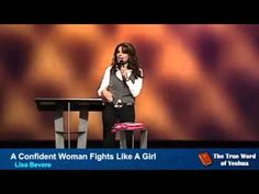 Lisa Bevere, A Confident Woman Fights Like A Girl:  Lots of nuggets! check out 30:50 about the sword- men & women!