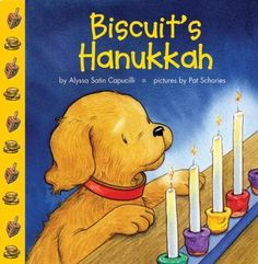 Cover image for Biscuit's Hanukkah