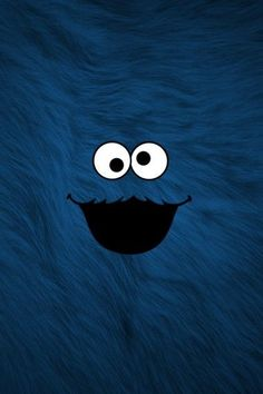 Awesome Elmo In The Dark Blue Wallpapers